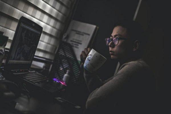 lack of skills workplace sitting dark